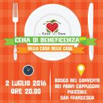 Cena di beneficenza 2016